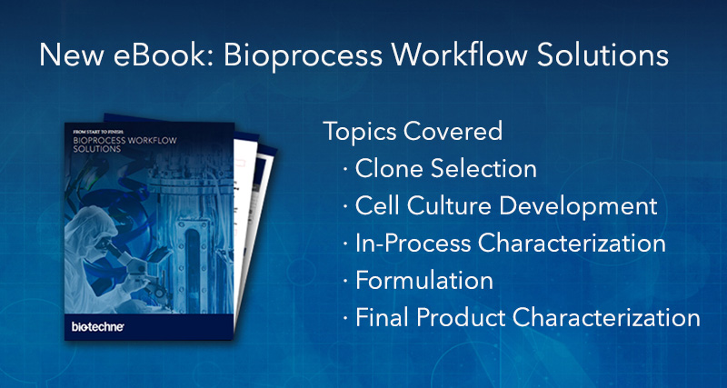 Improve your bioprocess workflow