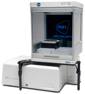 MFI 5000 Series - Automated Micro-Flow Imaging System