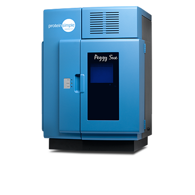 Simple Western Peggy Sue Instrument: Size and Charge Assay Based Protein Separation, Identification and Quantitation System with Chemiluminescence